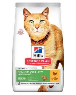 Hills Feline Senior Vitality 7+