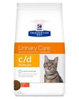 Hills Feline Urinary Care c/d Multicare Chicken