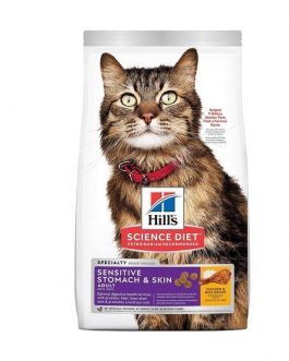Hills Feline Adult Sensitive Skin & Stomach