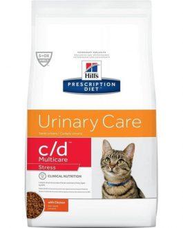 Hills Feline Urinary Care c/d Multicare Stress