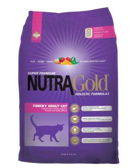 NutraGold Finicky Adult Cat