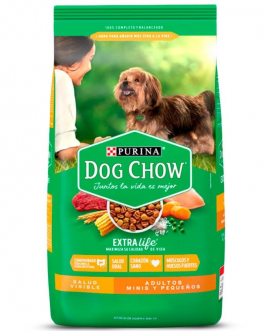 Dog Chow Adulto Minis y Pequeños
