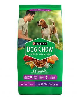 Dog Chow Longevidad 7+ Años