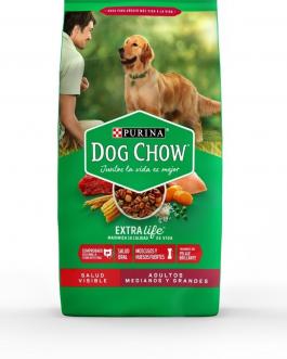 Dog Chow Adulto Medianos y Grandes