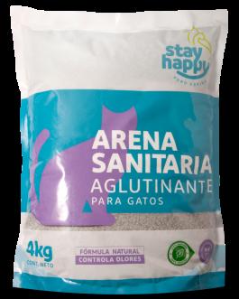 Arenas Sanitarias Stay Happy 4 Kg