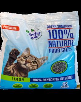 Arena Sanitaria Lucky Cats 15Kg
