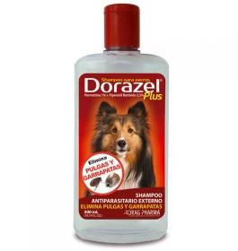 DORAZEL® PLUS – Shampoo ANTIPARASITARIO EXTERNO.