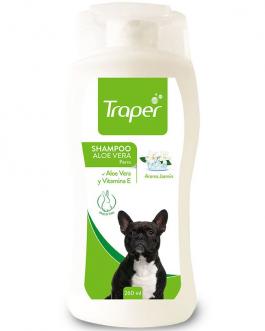 Traper Shampoo con Aloe Vera