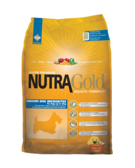 NutraGold Indoor Adult Dog Microbites