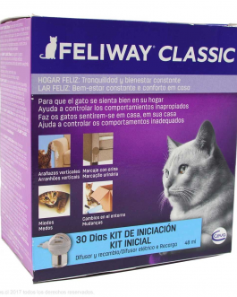 Feliway Classic Difusor y Repuesto