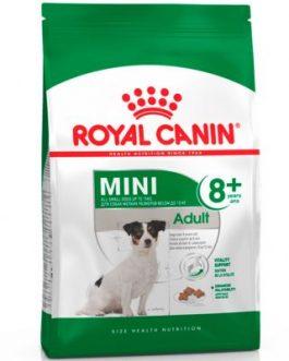Royal Canin Mini Adulto +8 años