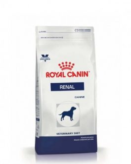 Royal Canine Renal Dog